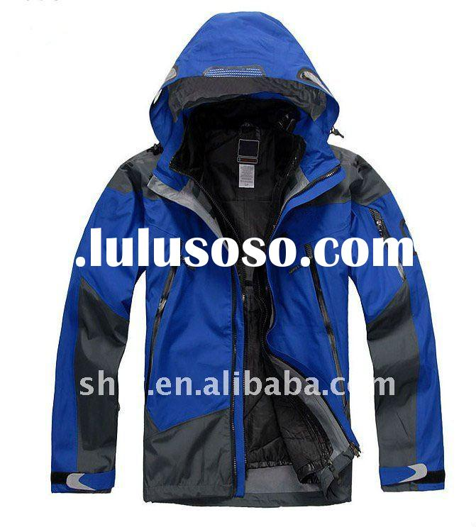 Men's mountaineering jacket outdoor functional wear T84