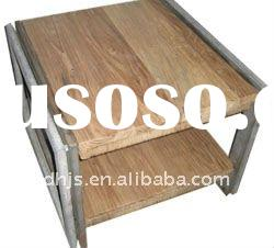 11TA06-005 Volt solid wood side table