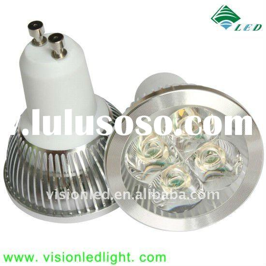 4W GU10 High Power LED Spot Light (non-dimmable or dimmable)
