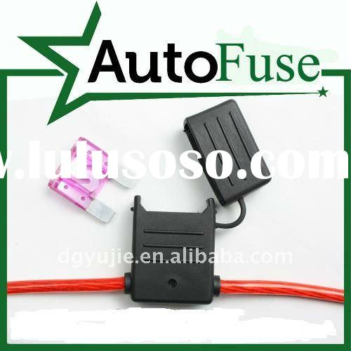 Auto fuse holder fitted with Maxi Fuse