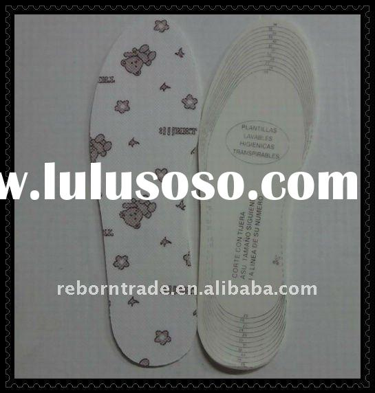 Comfortable kids insole