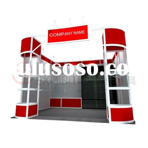 NKJ001 standard size exhibition booth and stall