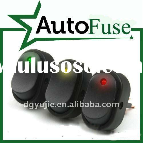 Push Button Switch for Electrical Machine