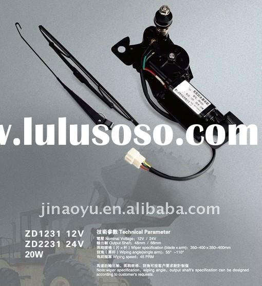Special vehicle Harvester wiper motor 1231/2231---20w