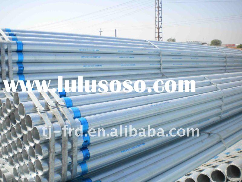galvanized steel pipe( for gas,water ,oil ,structure and machine)