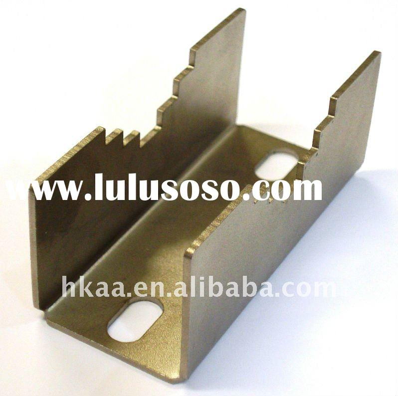 stamping aluminum saddle clamp