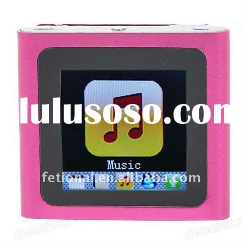 "1.5"" MP4 Player with FM Radio/Voice Recorder"