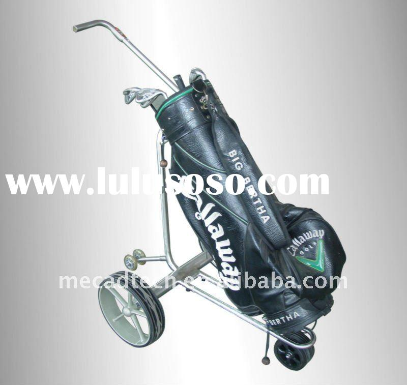 2011 New Stainless Steel Electric Golf trolley MM001E