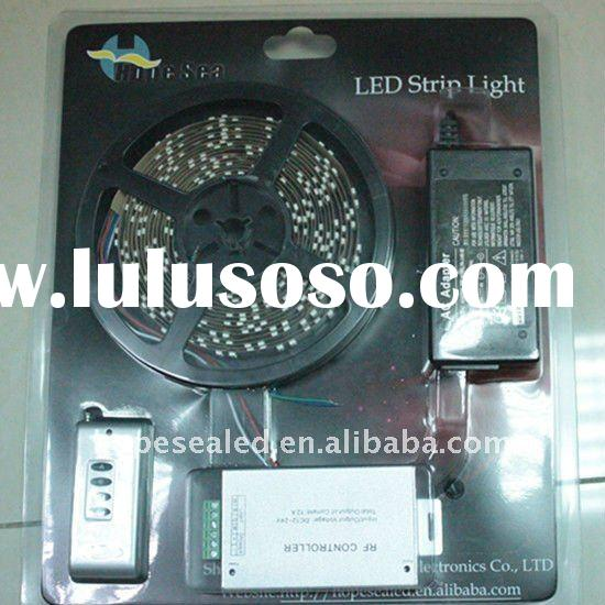 3528 four color  Flexible led strip/new packing  product