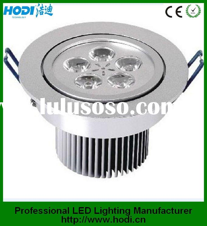 5W high quality LED down light