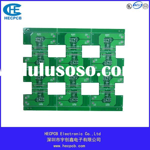 Double-sided Lead free HASL PCB manufacture