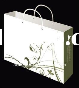 High quality and promotional paper gift bag