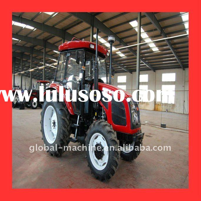 Hot Sale 95HP 4WD Wheel Farm Tractor with YTO/Perkins Engine