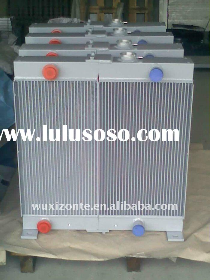 Oil Cooler ,Hydraulic Transmission oil radiator,Cement Mixer Cooler