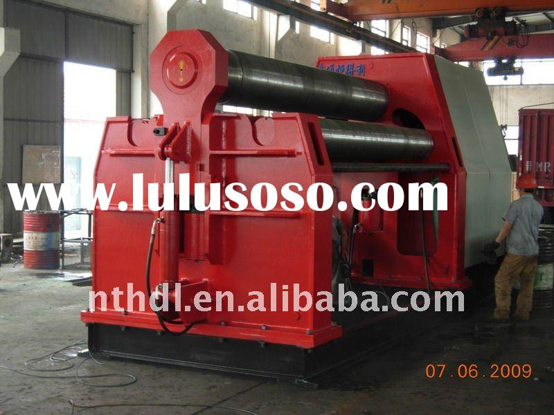 W12-25X3000 CNC bending machine of four rollers