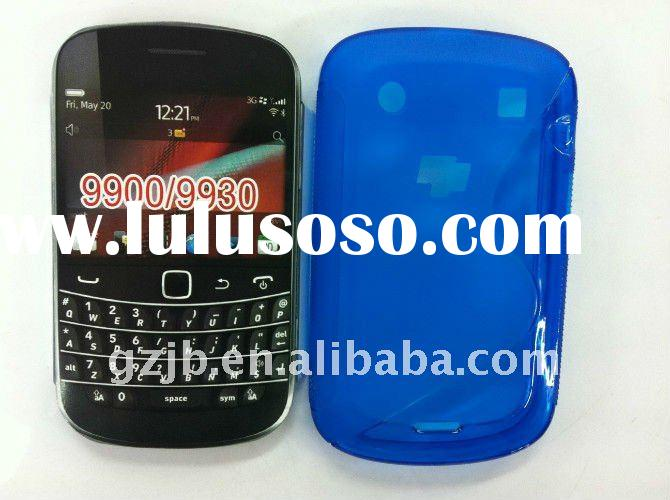 mobile phone   tpu case for blackberry