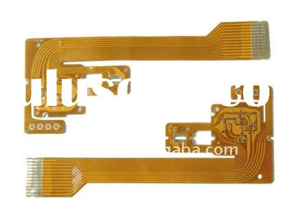 rigid flex electronic pcb and rigid circuit board