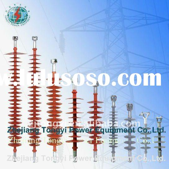 10kv to 220kv suspension composite insulator