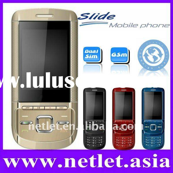 China Good quality Unlocked GSM Slide Mobile Phone
