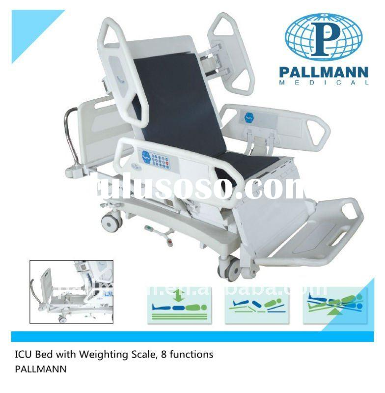 ICU Bed with weight scale, 8  function