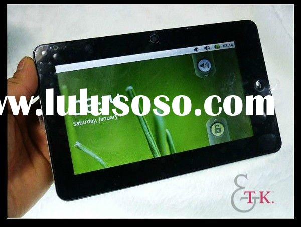"New firmware PV210 1Ghz 7"" capacitive tablet pc Android 2.3 (Android 3.0 interface) HDMI Suppor"