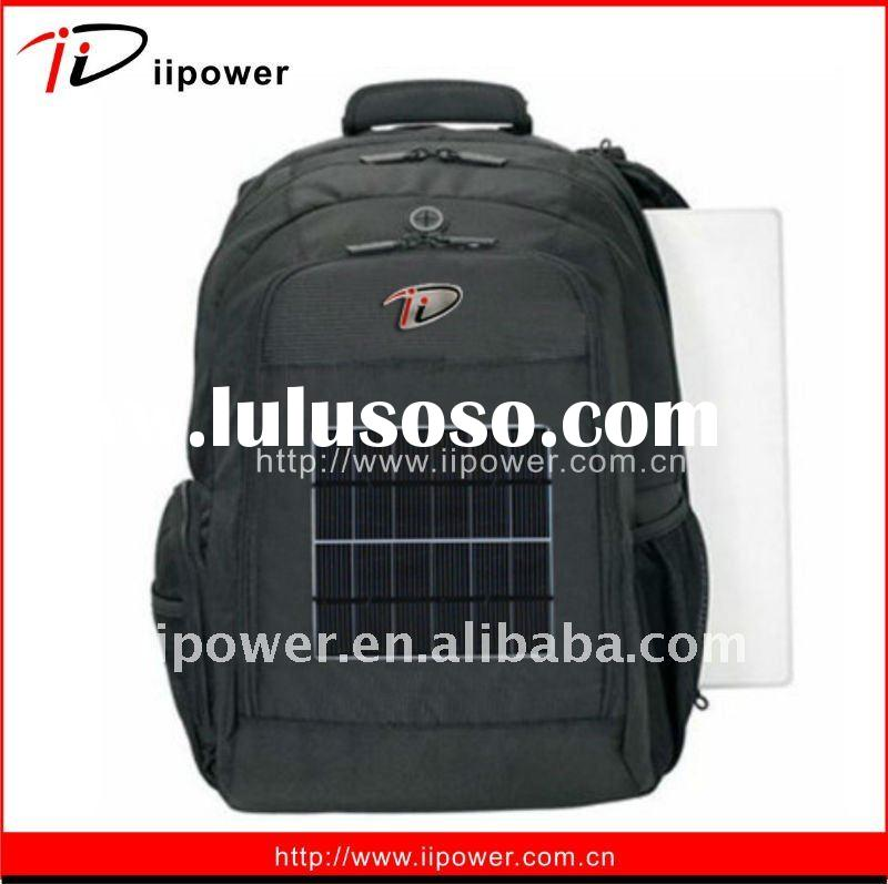 rechargeable solar mobile phone bag
