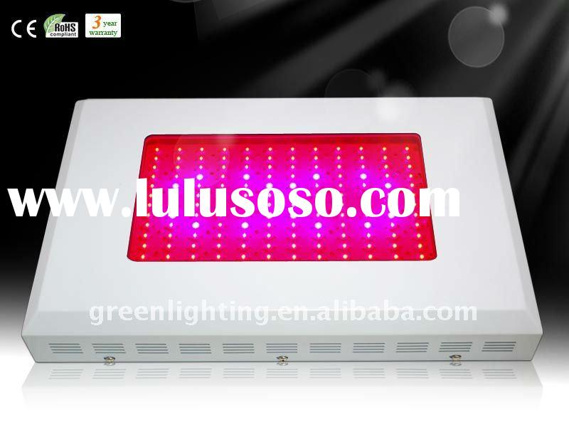 2011 newest 300w led grow light actual output power 125w