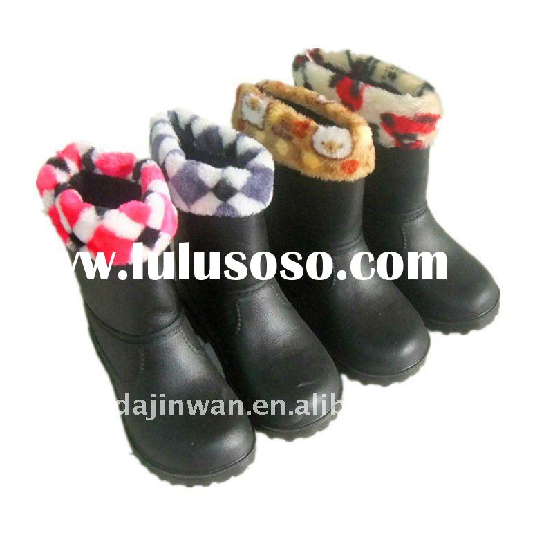 2012 fashion eva winter lady boot