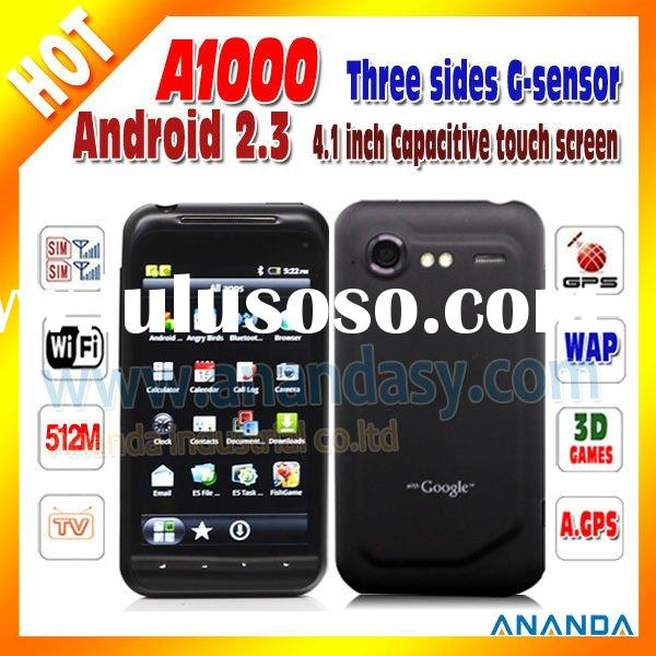 Android 2.3 Mobile Phone ZOHO A1000 with GPS WiFi Camera