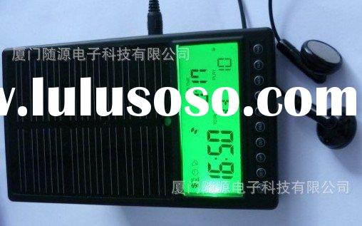 Best Christmas gift solar charger for mobile phone