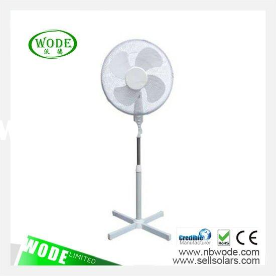 Electric Stand Fan (16inch, 3 speed choices, digital light)