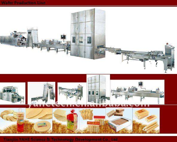 Fully Automatic Wafer Production Line(YAHE series)