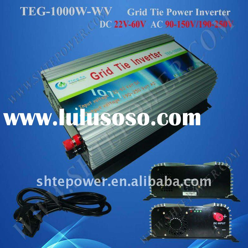 Grid Tie Inverter for Wind Turbine DC to AC