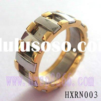 Hot Selling Fashionable CNC Zircon Stainless Steel Jewelry