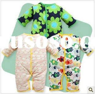 Infant Romper Thin Jacket Cotton-padded Jumpsuit Baby Romper