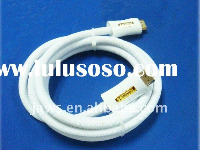 Metal High speed HDMI cable with ethernet