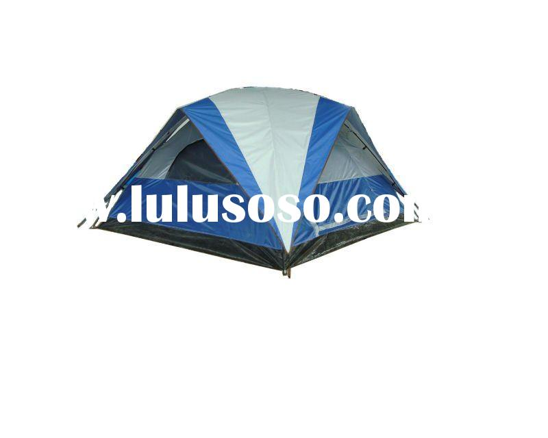 Three People Outdoor Camping Tent