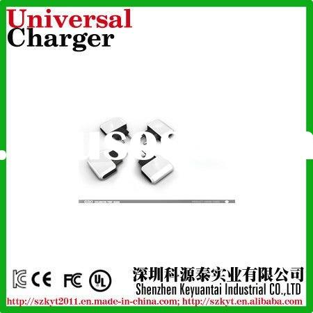 Usb charger with different plug