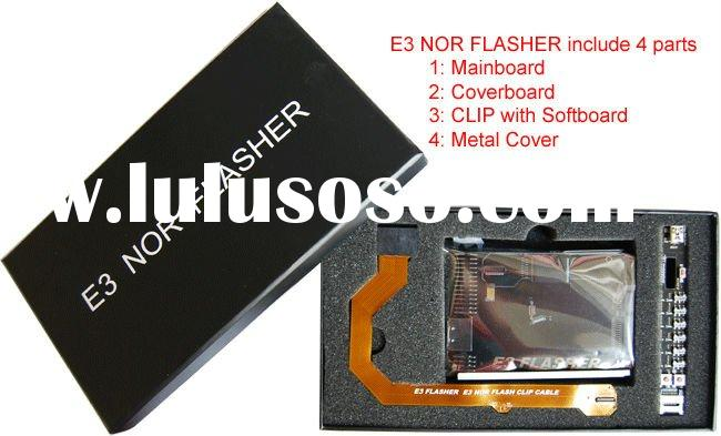 e3 nor flasher from first agent