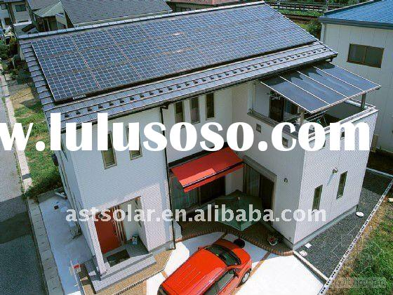 high efficiency solar system for home or business use