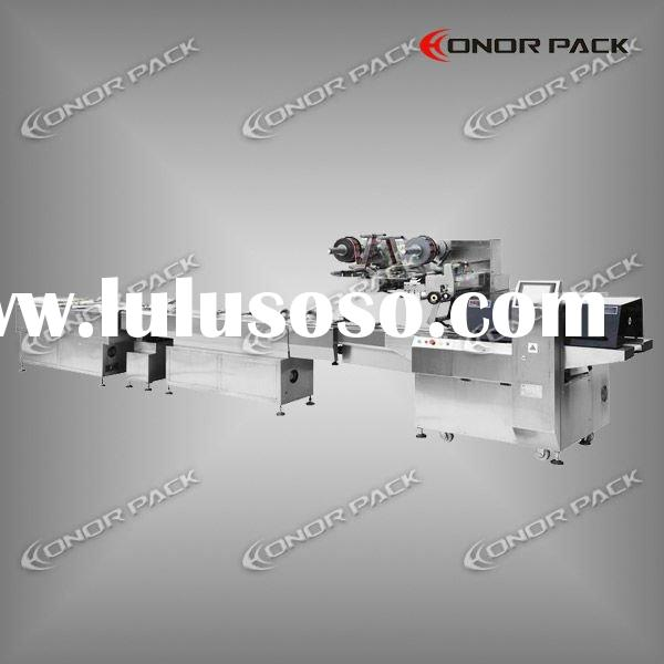 Automatic Chocolate,Sweet,Biscuit,Bakery Packing Machine