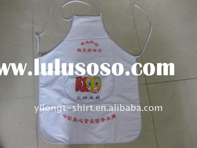 cotton apron printing