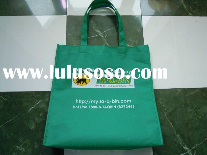 recycle non woven shopping bag