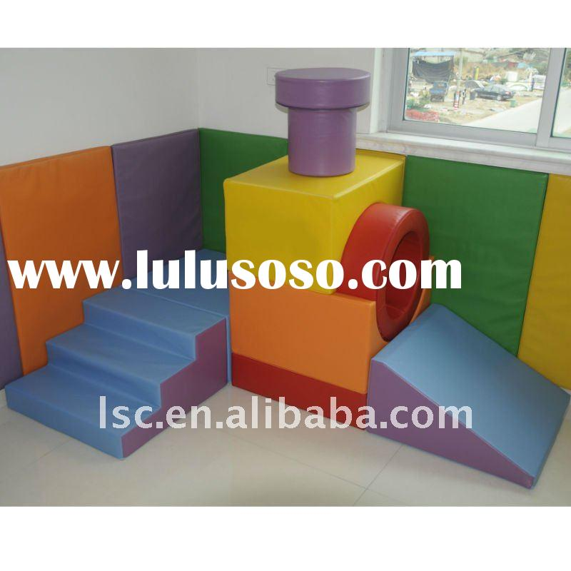 soft toddle corner play center