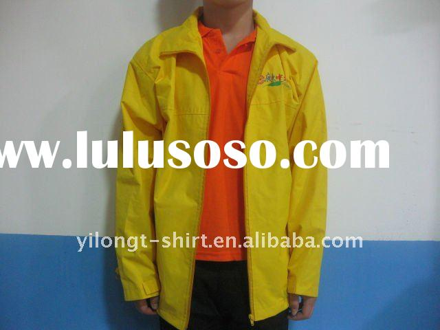 uniforms for workers advertising products
