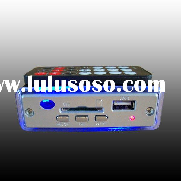 Blue Led usb/sd mp3 digital player