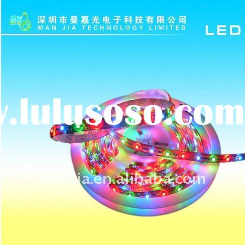 Great vision effect!! Decoration waterproof smd RGB led strip lighting