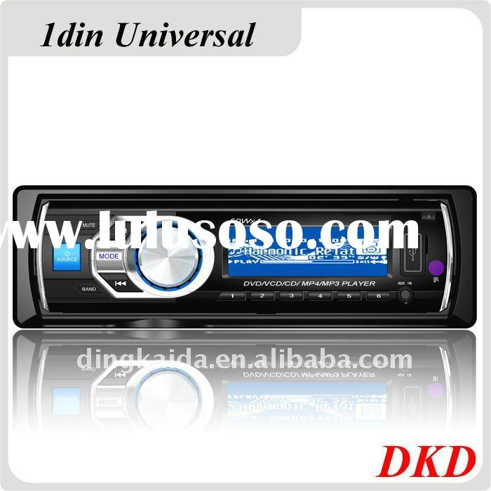 1din Car DVD Player for universal with USB port