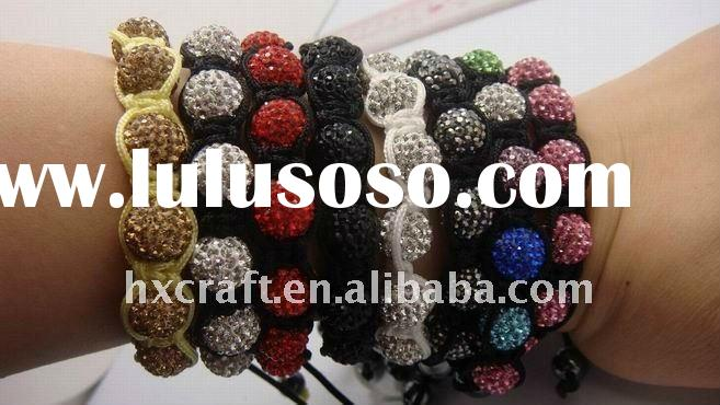 Fashion Wholesale Shamballa Bracelet