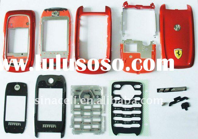 i897 nextel housings red yellow black color are available